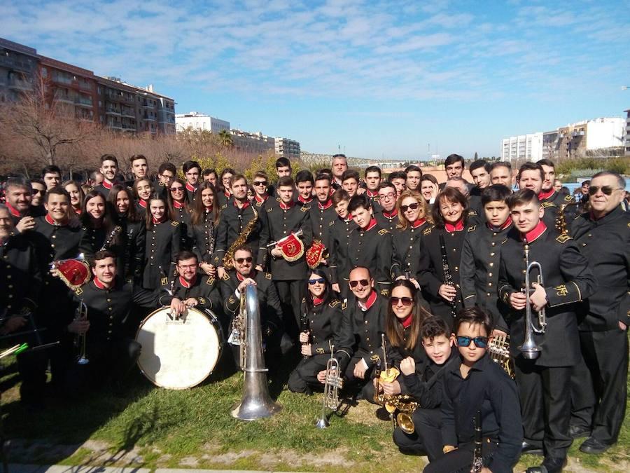 La banda sonora de la Semana Santa jienense