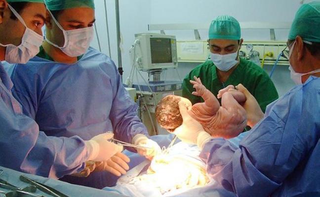 Menos nacimientos en los hospitales del SAS de Jaén, que atendieron 4.121 en 2017