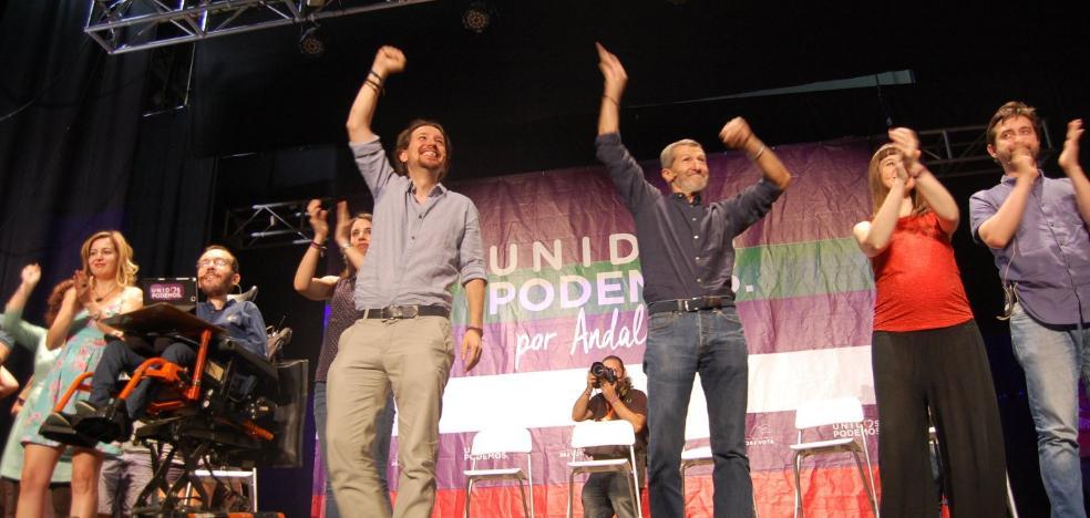 La ley electoral que negocian Cs y Podemos le habría dado el escaño al general Rodríguez