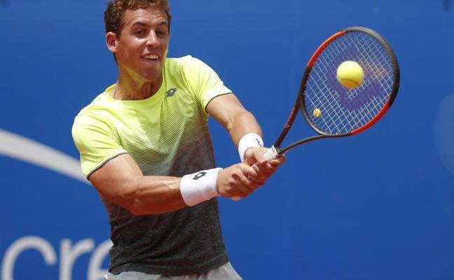 Carballés logra su primer título ATP al ganar a Ramos en Quito