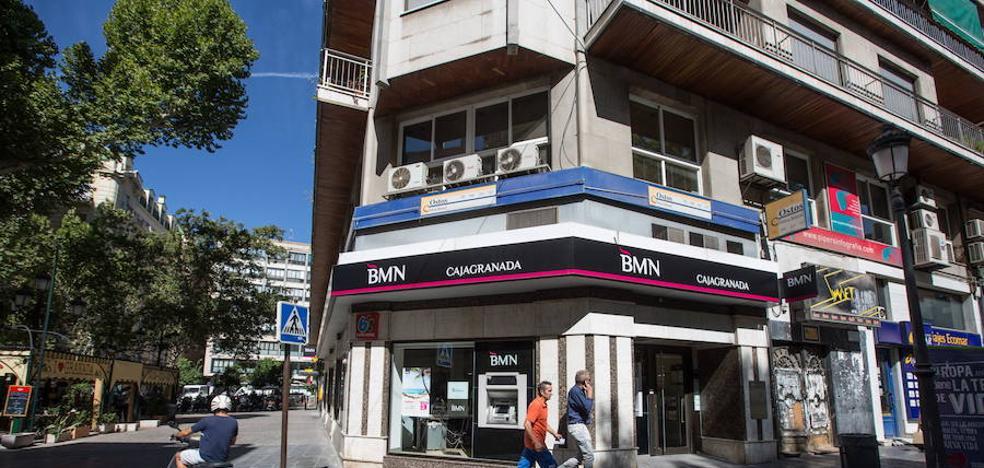 El ERE de Bankia afectará a 251 trabajadores en Granada