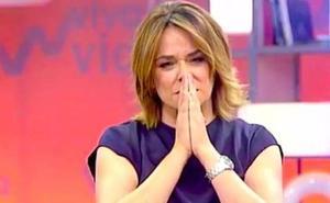 Toñi Moreno desvela el oscuro episodio de su pasado