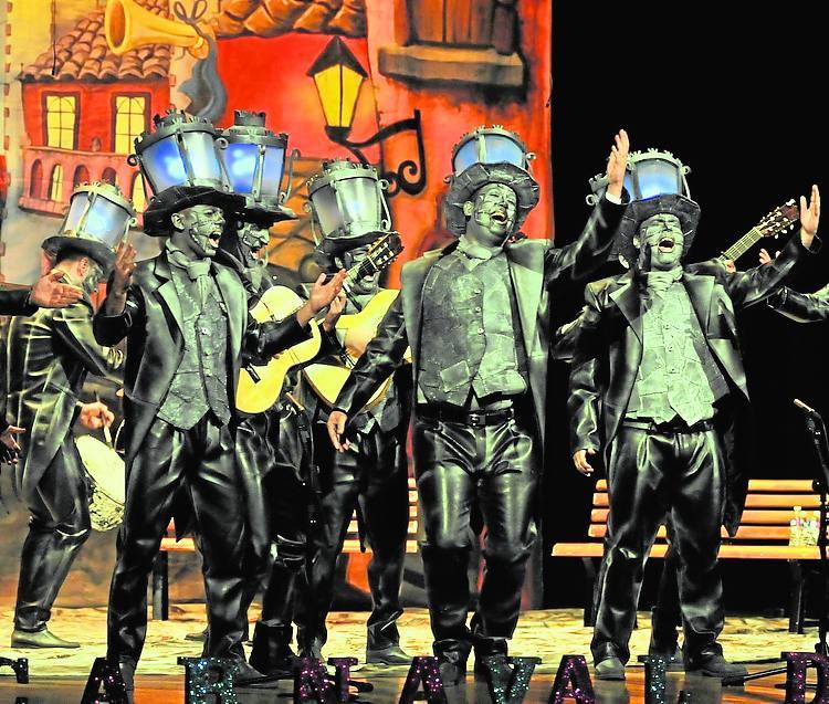 Carnaval en Linares