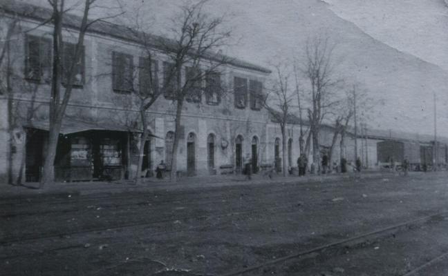 Estación de Linares-Baeza (I)