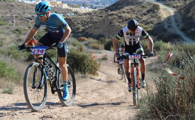 Huércal de Almería vive un nuevo Open de Mountain Bike