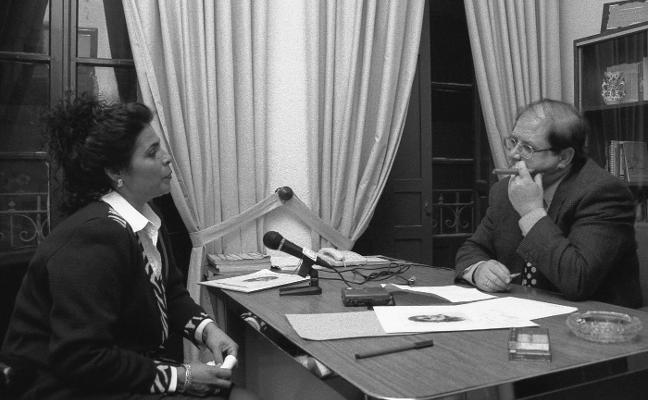 «'Tomás El Nitri', primera Llave de oro, era tío de mi abuelo Manuel Vargas»