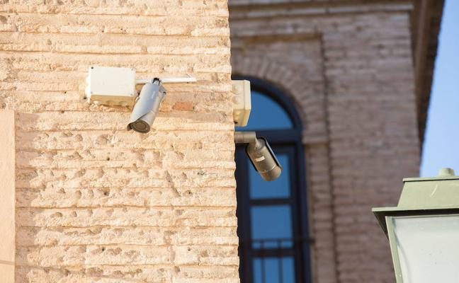 """Las cámaras del Albaicín ya han captado """"acciones de merodeo"""""""