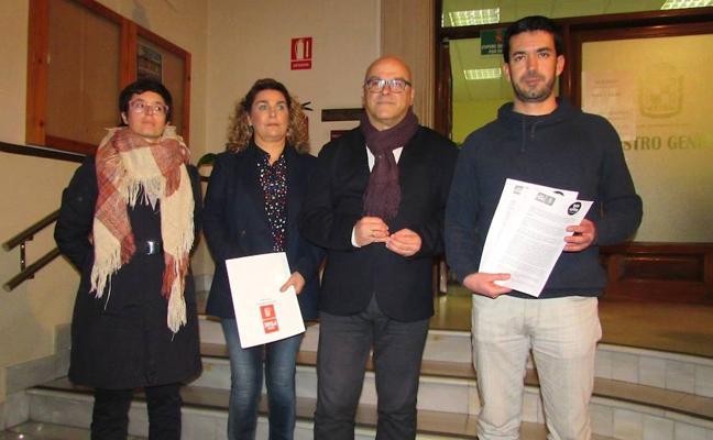 PSOE y JEC reclaman las cuentas de Autobuses Castillo