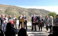La Diputación y el Ayuntamiento de Rubite dotan de suministro eléctrico a la aldea alpujarreña de Los Díaz