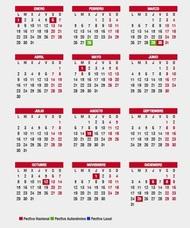 La novedad del puente de mayo en el calendario laboral: festivos de 2018