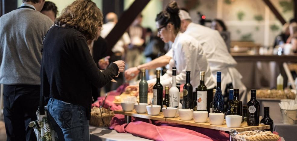 Nutricionistas de Estados Unidos conocen la calidad de los aceites de oliva 'Jaén Selección'