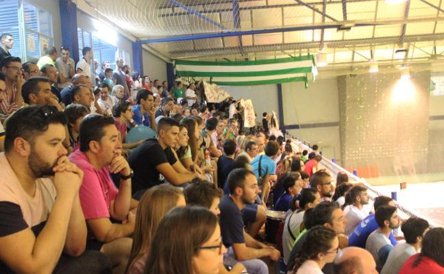 El CB Cazorla Jaén Paraíso Interior logra el primer puesto de su grupo de la Liga EBA