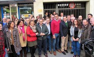 La dirección del PP de Jaén y los críticos internos sellan un acuerdo