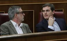 El PP emplaza a Rivera a dimitir por las irregularidades en la contabilidad de Ciudadanos