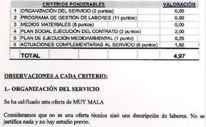 """El Ayuntamiento de Granada adjudica los jardines a la mejor oferta económica pese a que los técnicos alertan de que es """"muy mala"""""""
