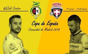 Los abonos y entradas para la Copa de España ya están en la oficina del Jaén FS