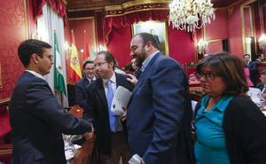 IU pide que el pleno repruebe a los concejales del PP investigados en el 'Caso Serrallo' de Granada
