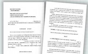 Condenan a una madre de Santa Fe a pagar 320 euros por amenazar a la maestra de su hija