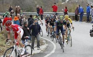 La Vuelta a Andalucía llega este miércoles a Granada: horario, recorrido y calles cortadas
