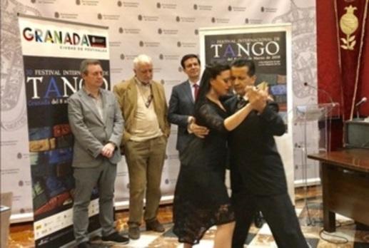 Granada se convierte en la capital mundial del tango en marzo