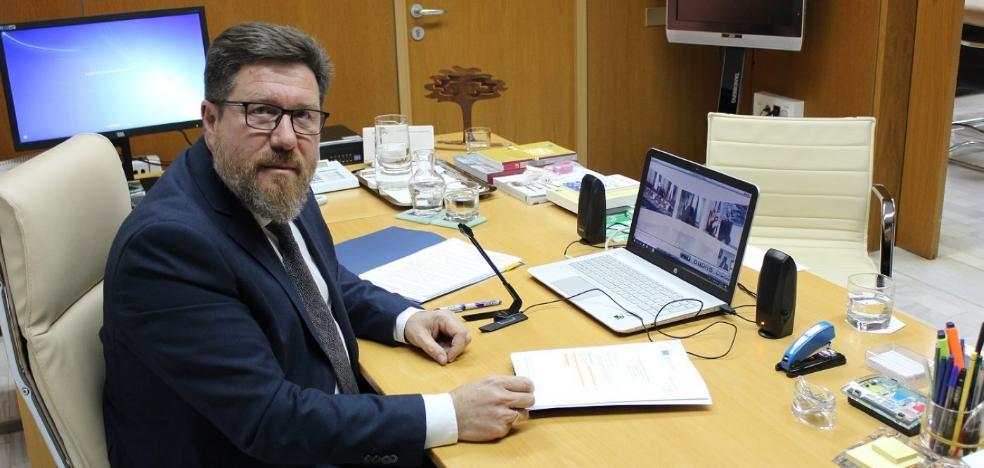 Rodrigo Sánchez rechaza la confinanciación de las ayudas directas en la próxima PAC