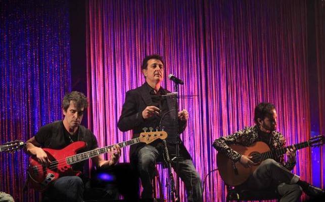 Colgado el 'no hay entradas' para el concierto de Manolo García en Jaén
