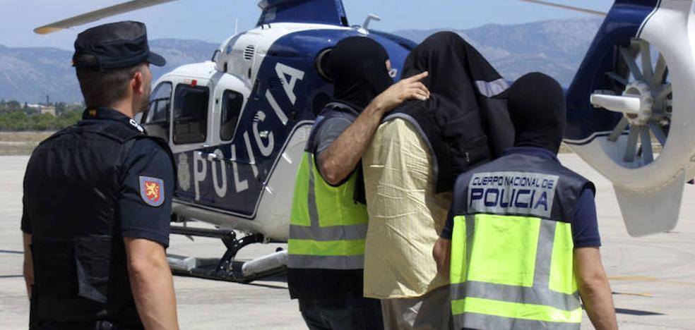 'Cazan' en París a un yihadista residente en Almería