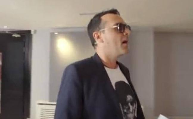 Risto abandona el plató de 'Got Talent' enfadado con Jorge Javier
