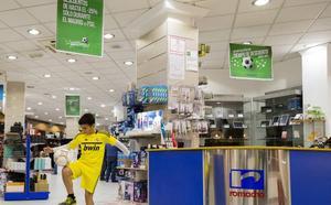 Una tienda de Granada ofrece descuentos del 25% durante el Madrid-PSG por San Valentín