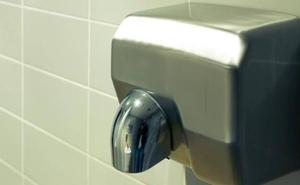 La asquerosa imagen que revela la verdad de los secadores de manos: no volverás a usarlo