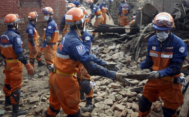 Un análisis de grandes terremotos respalda la teoría sobre reducción de estrés en áreas grandes de deslizamiento