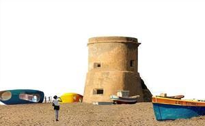 Así será la reforma del torreón de Cabo de Gata de Almería
