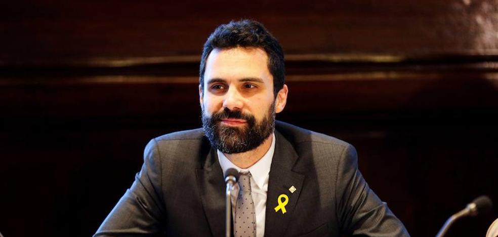 Torrent hará el «ridículo» si lleva el caso Puigdemont a Estrasburgo, según JxCat