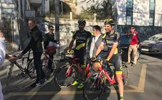 Thomas Boudat gana la primera etapa de la Vuelta de Andalucía con final en Granada