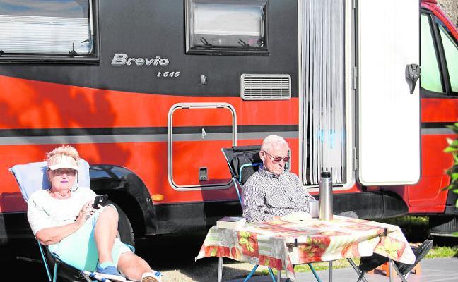 Un nuevo decreto amenaza al cliente de larga duración en los campings de la Costa