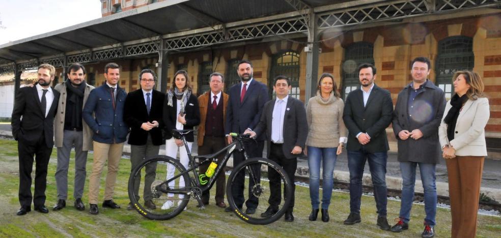 Puesta de largo en Linares de una nueva Andalucía Bike Race que batirá récords