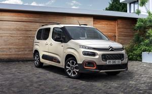 Citroën Berlingo, cambio radical