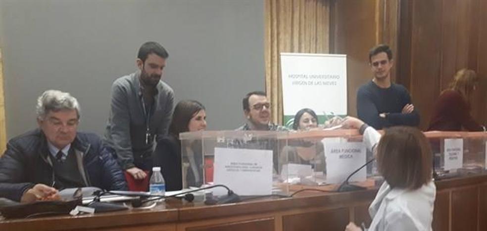 Granada avanza en la desfusión hospitalaria con la elección de las Juntas Facultativas