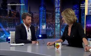 La red enciende la polémica por las noticias falsas de 'Espejo Público' que Susanna Griso niega