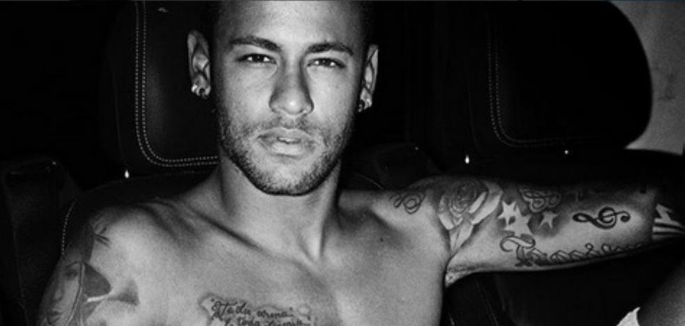 El extraño posado de Neymar que revoluciona las redes: ¿qué esconde?