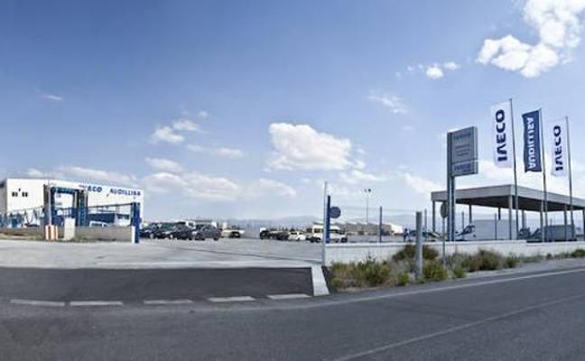 El grupo más importante de IVECO se instala en Guarromán(Jaén), en el Polígono Industrial Guadiel