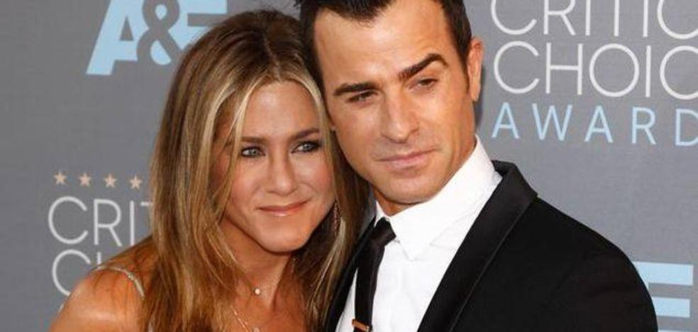 Jennifer Aniston y Justin Theroux se divorcian