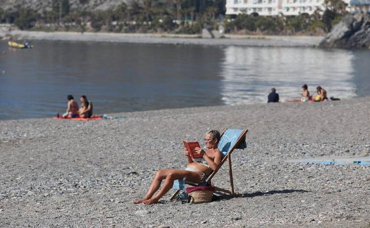 Temperaturas más que agradables en la Costa