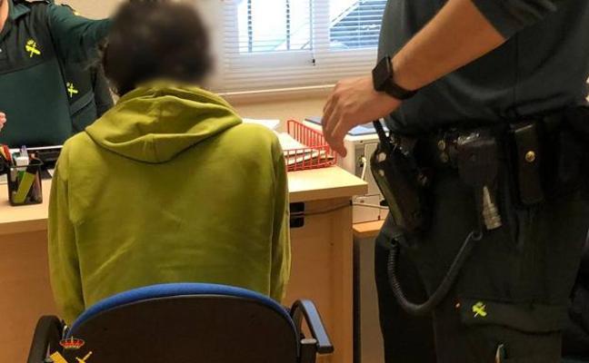 Detenido por vender droga a niños de 10 y 12 años, uno de los cuales terminó en el hospital