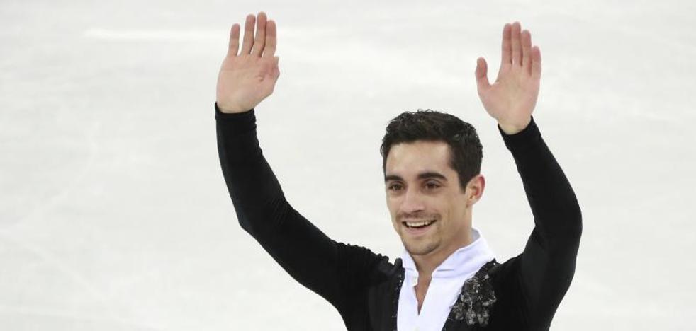 Javier Fernández: «Cuatro puntos no son nada; mañana puede ser un gran día»