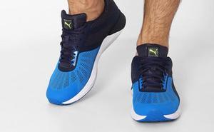 A mitad de precio estas zapatillas de running Puma Propel