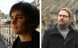 Los dos investigadores más graciosos de la Universidad de Granada