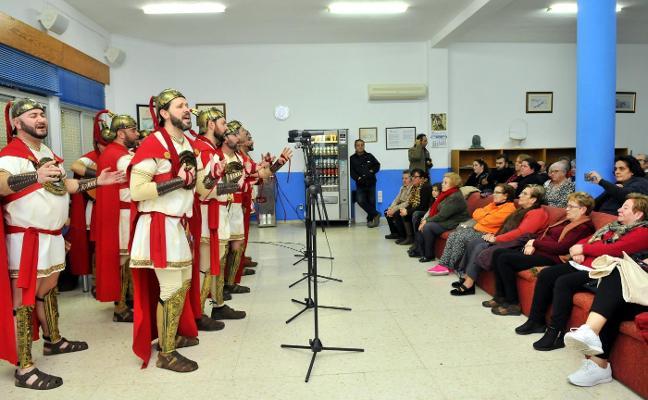 El Carnaval encara su recta final con la actuación de los escolares