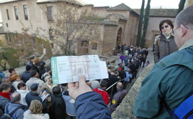 Aquel 28 de diciembre que puso a la Alhambra en el punto de mira