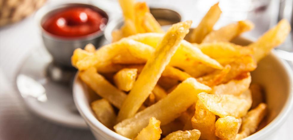 Los 5 errores más frecuentes al hacer patatas fritas